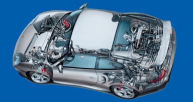 汽车防水透气膜解决方案